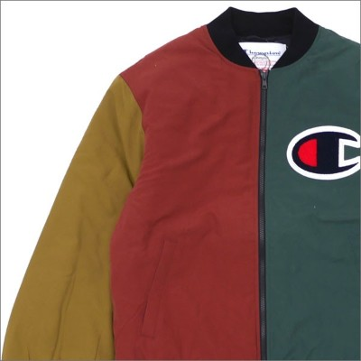 シュプリーム SUPREME Champion Color Blocked Jacket ジャケット MULTI 230001048049+【新品】