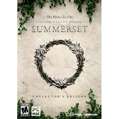The Elder Scrolls Online: Summerset - PC Collector's Edition - Imported America.