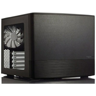 【送料無料】 FRACTALDESIGN PCケース Fractal Design Node 804 black FD-CA-NODE-804-BL-W ブラック
