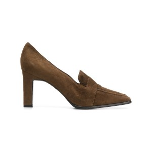 Christian Dior Vintage 1990's pointed pumps - ブラウン