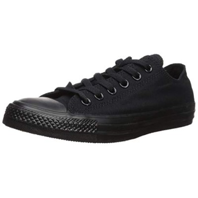 [コンバース] CONVERSE CANVAS ALL STAR OX  BLACK MONOCHROME (ブラックモノクローム/US7(25.5cm))