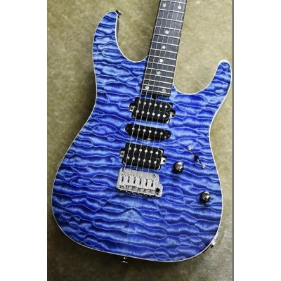 T's Guitars DST-Pro24【Arctic Blue】 【5A Quilted Maple】【2018年楽器フェア出品モデル】【1本限り】【ティーズ】