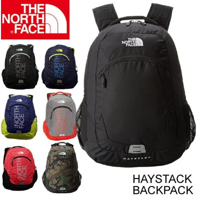 THE NORTH FACE ノースフェイス Haystack BACKPACK ヘイスタック バッグパック アウトドア バッグ リュックサック デイパック カバン 正規品取扱店舗