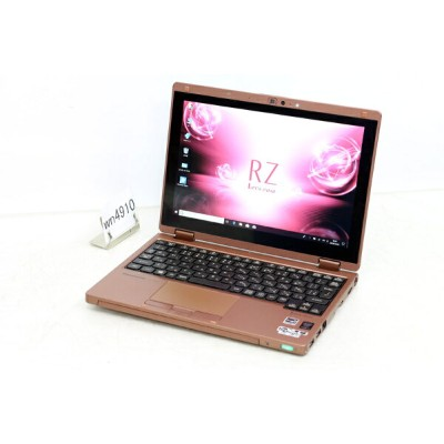 中古 レッツノート Windows10 Panasonic Let's note RZ4 CF-RZ4JDEJR Core M 5Y31 0.90MHz 4GB SSD 128GB...