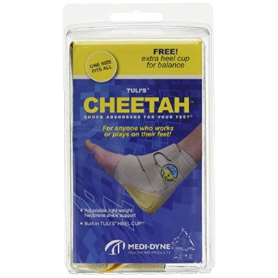 Ankle Support: Cheetahs - One Size Fits All 海外直送