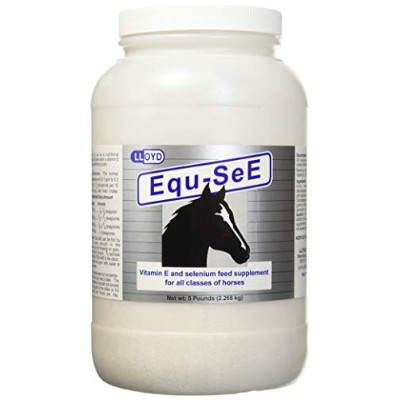 Equ-SeE Powder (5 lb) by Equ-SeE