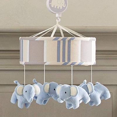 Lambs & Ivy Elephant Tales Mobile by Lambs & Ivy