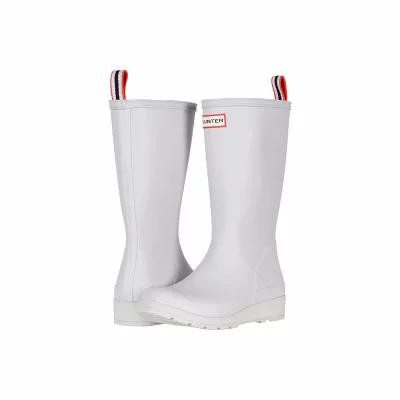 ハンター Hunter レインシューズ・長靴 Original Play Boot Tall Rain Boots Hunter White