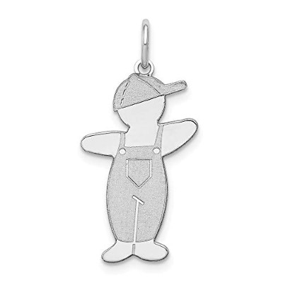 Beautiful Sterling silver 925 sterling Sterling Silver Rhodium-plated Pee-Wee Cuddle Charm comes...