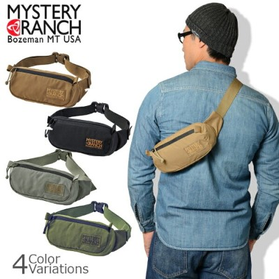 MYSTERY RANCH(ミステリーランチ) FORAGER HIPSACK フォーリッジャーヒップサック
