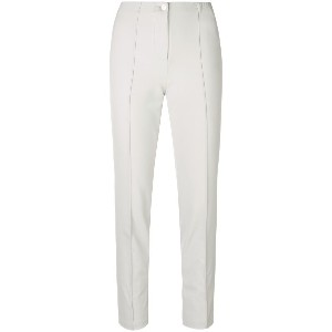 Cambio cropped trousers - グレー