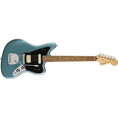 Fender エレキギター Player Jaguar®, Pau Ferro Fingerboard, Tidepool