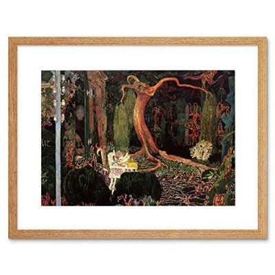 Jan Toorop New Generation Old Master Picture Framed Wall Art Print オールドマスター画像壁