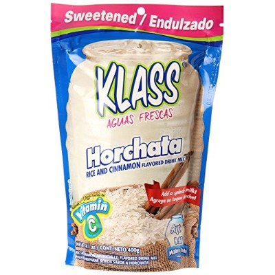 KLASS Horchata Instant Drink Mix, 14.1 oz by Klass