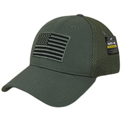 Rapid Dominance T88-USA-OD Embroidered Air Mesh Flex Caps