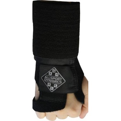 Allsport Dynamics M2 Wrist Support - Small , Primary Color: Black, Size: Sm, Gender: Mens/Unisex...