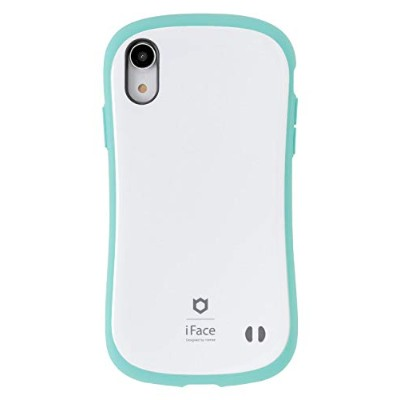 iFace First Class Pastel iPhone XR ケース [ミント]