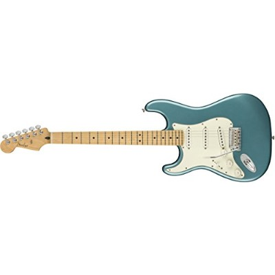 Fender エレキギター Player Stratocaster Left-Handed, Maple Fingerboard, Tidepool