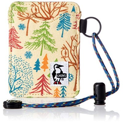 [チャムス]CHUMS Pass Case Sweat Tree