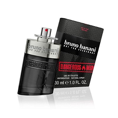 Bruno Banani Dangerous Man Eau de Toilette 30 ml
