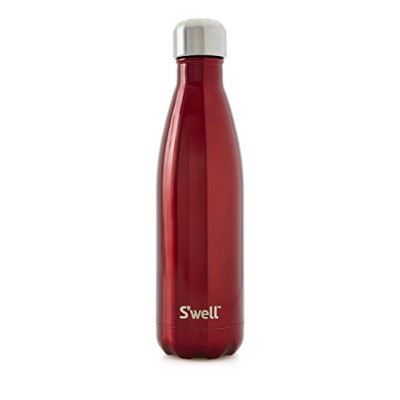 S'well(スウェル) Bottle Classic 500ml 魔法瓶 Rowboat Red
