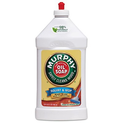 Murphy's Oil Soap Squirt and Mop Ready To Use Wood Floor Cleaner, 32 Oz by Murphy's