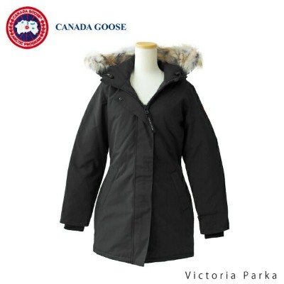 【LaG After SALE 開催中】【送料無料】【並行輸入品】【2018-2019AW】『CANADA GOOSE-カナダグース』Victoria Parka-ヴィクトリア パーカー[3037L]