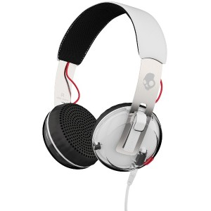 SKULLCANDY Grind○Grind White/black/red ttech 音響機器