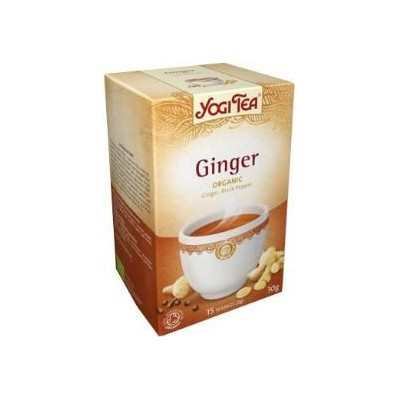 Yogi Tea - Ginger - 30.6g