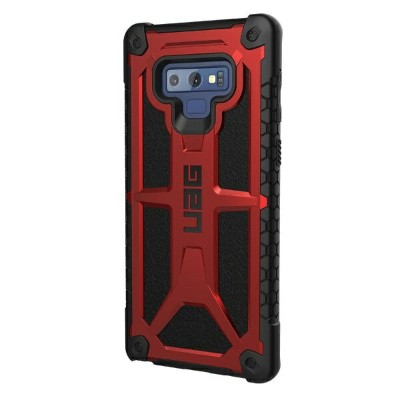 【送料無料】 UAG UAG-GLXN9-P-CR URBAN ARMOR GEAR社製Samsung Galaxy Note9 MONARCH Case(クリムゾン) UAG-GLXN9-P-CR
