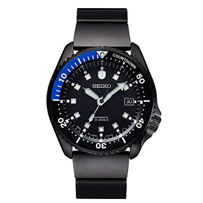 [wena project] seiko wena wrist pro Mechanical head Premium Black WNW-SB13A/B