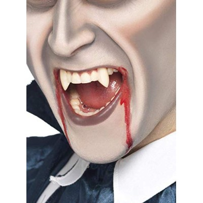 Halloween White Vampire Teeth Fangs Tooth Caps