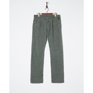 REPLAY Trousers○M983 00081190 Sage green パンツ