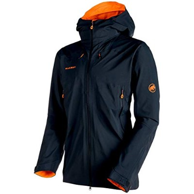 Mammut Ultimate Eisfeld SO Hooded Jacket night S