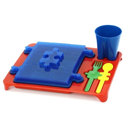 【Urban Trend】Puzzle Meal Set パズル ミール セット