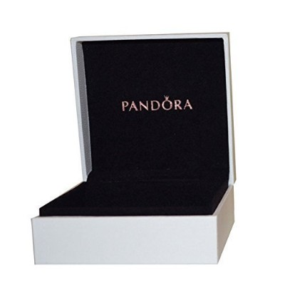 Pandora Big White Gift Box 7x7x4 for Charms (3.54 in) by Unknown