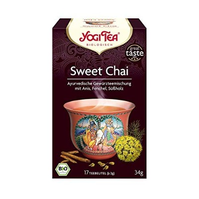 Yogi Tea - Sweet Chai - 34g