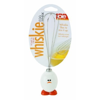 Joie Whisky Egg and Batter Whisk, Stainless Steel Wires