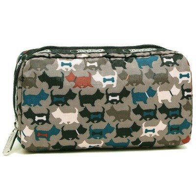LESPORTSAC ポーチ レスポートサック 6511 D261 RECTANGULAR COSMETIC MCSCOTTY