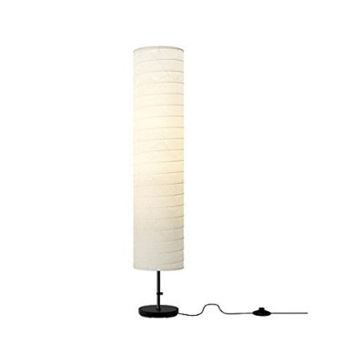 Ikea Holmo 46 Inch Floor Lamp with LED Bulb by Ikea