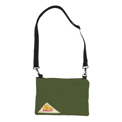 KELTY(ケルティ) VINTAGE FLAT POUCH S Olive 2592144