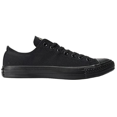 [コンバース] CONVERSE CANVAS ALL STAR OX  BLACK MONOCHROME (ブラックモノクローム/US5.5(24.5cm))