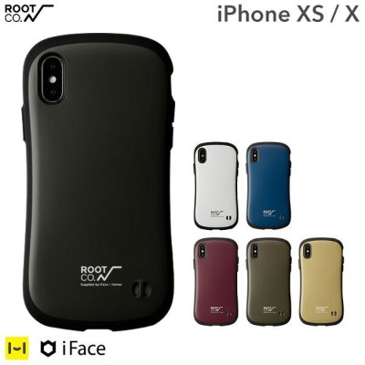 ROOT CO. iphone x iphone xs ケース カバー iFace Gravity Shock Resist 【 スマホケース アイフェイス iphonexs iphonex...