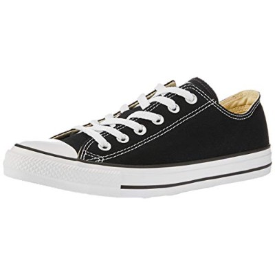 [コンバース] CONVERSE CANVAS ALL STAR OX  BLACK (ブラック/US9.5(28cm))
