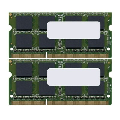 【バルク品】 増設メモリ 8GB×2枚組 DDR3L 1333MHz PC3L-10600 204pin SO-DIMM GBN1333L-8GX2