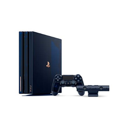 PlayStation 4 Pro 500 Million Limited Edition Console PS4 2TB IN-HAND