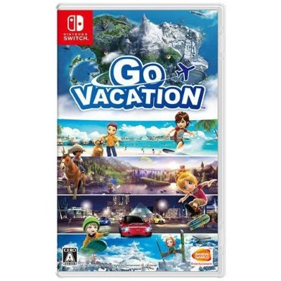 GO VACATION  Nintendo Switch版 HAC-P-AF2GC