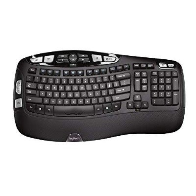Logitech K350 2.4Ghz Wireless Keyboard 並行輸入