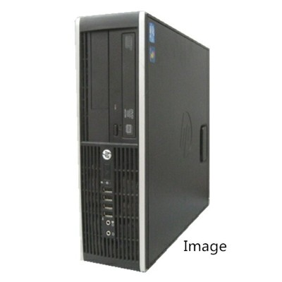 高性能(Windows 7 64bit) HP 8100 Elite SF Core i5 650 3.2G/8G/新品SSD120GB&新品SATA1TB/DVD-ROM