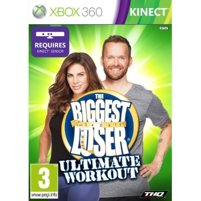 The Biggest Loser: Ultimate Workout -Kinect Compatible (Xbox 360)